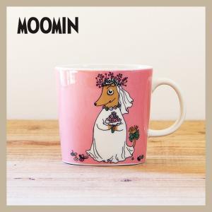Moomin/ムーミン  ムーミン マグ 300ml ソースユール  ARABIA/アラビア 旧ロゴ niconomanimani