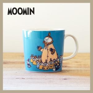 Moomin/ムーミン  ムーミン マグ 300ml ミーママ(ミムラ夫人)  ARABIA/アラビア 旧ロゴ niconomanimani