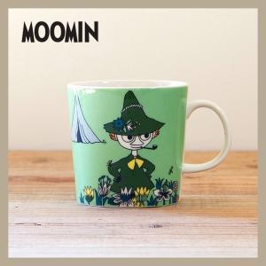 Moomin/ムーミン  ムーミン マグ 300ml スナフキン  ARABIA/アラビア niconomanimani