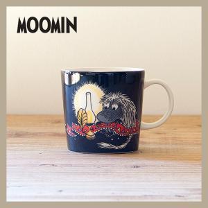 Moomin/ムーミン  ムーミン マグ 300ml ご先祖さま  ARABIA/アラビア niconomanimani