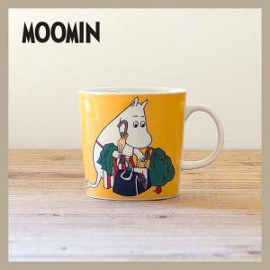 Moomin/ムーミン  ムーミン マグ 300ml ムーミンママ   ARABIA/アラビア 旧ロゴ niconomanimani