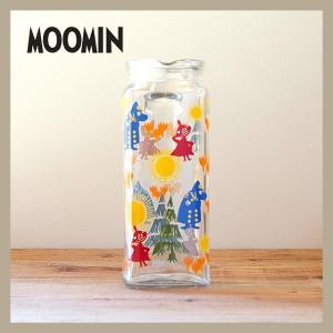 Moomin/ムーミン ムーミンガラスポット サニー|niconomanimani