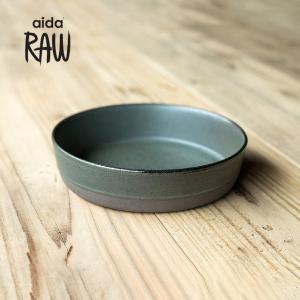 RAW/ロウ スーププレート 19cm ストーンウェア 北欧 食器 洋食器 和食器 大皿 深皿 カレー皿 カフェ おしゃれ|niconomanimani