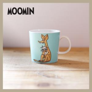 Moomin/ムーミン  ムーミン マグ 300ml スニフ ARABIA/アラビア 旧ロゴ niconomanimani