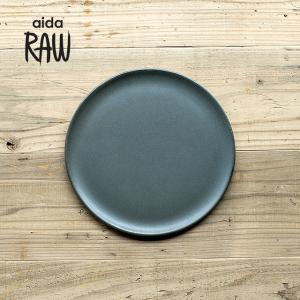 RAW/ロウ ディナープレート 29cm ノーザングリーン ストーンウェア  北欧 食器 洋食器 和食器 中皿 大皿 主菜皿 盛り皿 ワンプレート カフェ おしゃれ|niconomanimani