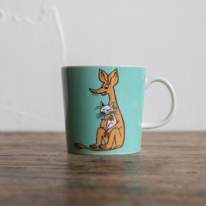 Moomin/ムーミン  ムーミン マグ 300ml スニフ ARABIA/アラビア  niconomanimani