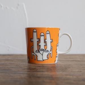 Moomin/ムーミン  ムーミン マグ 300ml ニョロニョロ  ARABIA/アラビア niconomanimani