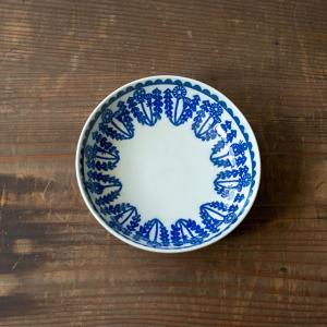 KATA KATA 倉敷意匠計画室 印判手なます皿(たんぽぽ)|niconomanimani