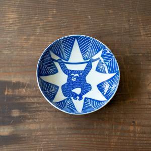 KATA KATA 倉敷意匠計画室 印判手なます皿(ぶらさがり)|niconomanimani