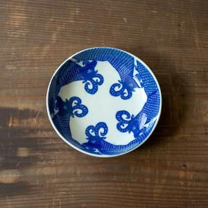 KATA KATA 倉敷意匠計画室 印判手なます皿(群れ)|niconomanimani