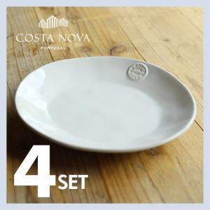 NOVA/ノバ ディナープレート 27cm 4枚セット ストーンウェア コスタ・ノバ COSTA NOVA |niconomanimani
