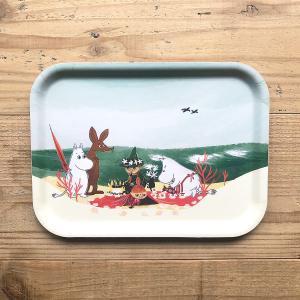 Moomin/ムーミン トレイS ムーミンビーチピクニック|niconomanimani