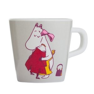 Moomin/ムーミン Ratt Start メラミンカップ THE INVISIBLE CHILD マグカップ  キッズ 食器 メラミン食器 メラミン コップ ムーミン moomin|niconomanimani