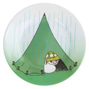 Moomin/ムーミン Ratt Start  メラミンプレートCAMPING プレート キッズ 食器 メラミン食器 メラミン 皿 ムーミン moomin 北欧 原画|niconomanimani