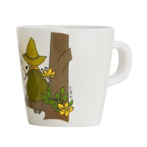 Moomin/ムーミン Ratt Start メラミンカップ CAMPING マグカップ  キッズ 食器 メラミン食器 メラミン コップ ムーミン moomin 北欧|niconomanimani