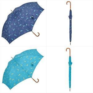 傘 雨傘 レディース 長傘 晴雨兼用 ジャンプ ハリネズミ ニフティカラーズ|niftycolors