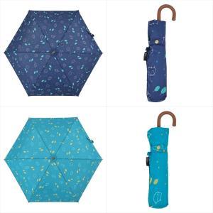 傘 雨傘 レディース 折りたたみ傘 晴雨兼用 ハリネズミ ニフティカラーズ|niftycolors
