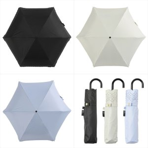 日傘 レディース 晴雨兼用 折りたたみ傘 遮光 遮熱 フラワー ニフティカラーズ niftycolors
