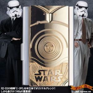 STAR WARS スターウォーズ 名刺入れ C-3PO|nigiwaishouten