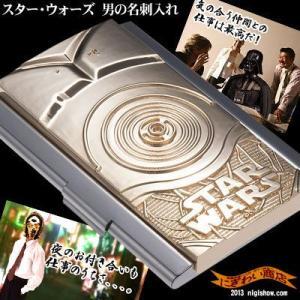 STAR WARS スターウォーズ 名刺入れ C-3PO|nigiwaishouten|02