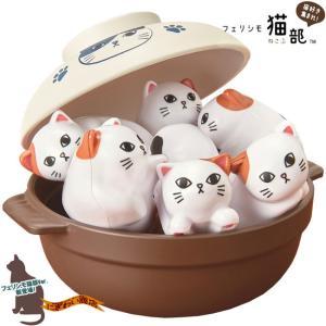 フェリシモ猫部 にゃんこ鍋パズル ツンデレにゃんVer.|nigiwaishouten|03