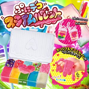 ぷにデコ スライムパレット|nigiwaishouten
