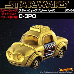 STAR WARS スターウォーズ スターカーズ C-3PO SC-04 nigiwaishouten
