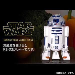 STAR WARS スターウォーズ Talking Fridge Gadget トーキングフリッジガジェット R2-D2