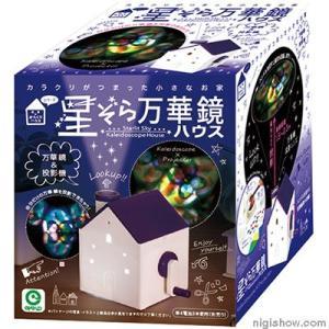 自分で作る万華鏡のプラネタリウム!? 『星ぞら万華鏡ハウス』|nigiwaishouten|03