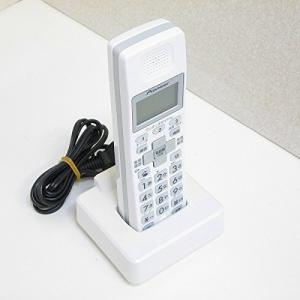 Pioneer デジタルコードレス留守番電話機 増設子機 TF-DK555-W|nihon-s