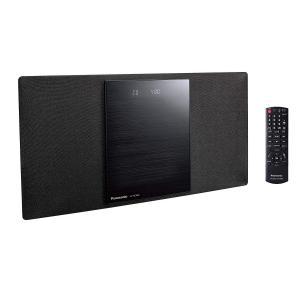 パナソニック ミニコンポ Bluetooth対応 ブラック SC-HC400-K|nihon-s