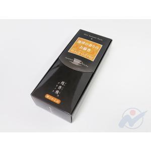 線香 残香飛 珈琲の香のお線香 |nihondou-webshop