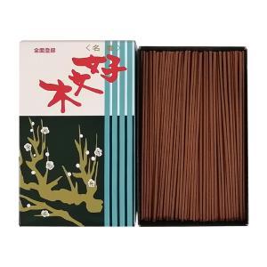 お仏壇の日本堂:線香 特選 好文木 |nihondou-webshop