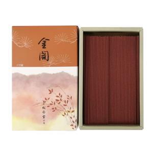 線香 金閣 [きんかく] バラ箱 |nihondou-webshop