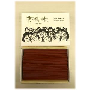 線香 香樹林(こうじゅりん)バラ箱|nihondou-webshop