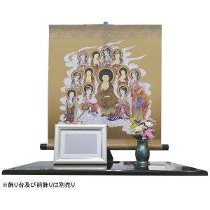 掛け軸「×JIKU 十三佛」|nihondou-webshop