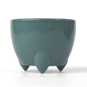 「青磁色土香炉 浄土真宗西用 3寸」陶器製 青磁色 香炉 仏具 小物|nihondou-webshop