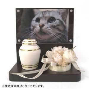 ペット仏具 写真立て 供養台 ペット遺品|nihondou-webshop