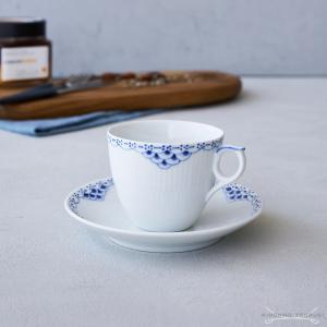 ロイヤルコペンハーゲン プリンセス コーヒーカップ&ソーサー 104-071|nihonnotsurugi