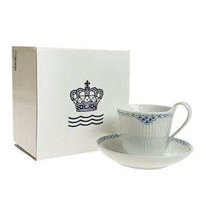 ロイヤルコペンハーゲン プリンセス カップ&ソーサー ハイハンドル 104-092|nihonnotsurugi