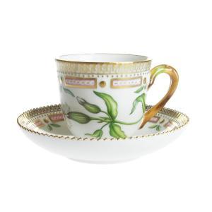 ロイヤルコペンハーゲン フローラ・ダニカ コーヒーカップ&ソーサー 1147071|nihonnotsurugi