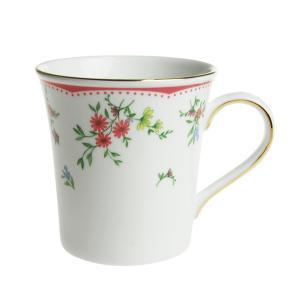 ウェッジウッド フローレット マグカップ デルフィー|nihonnotsurugi
