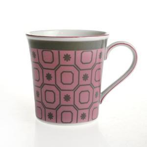 ウェッジウッド パラディオ マグカップ ピンク|nihonnotsurugi