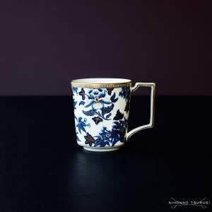 ウェッジウッド ハイビスカス マグカップ 300ml|nihonnotsurugi
