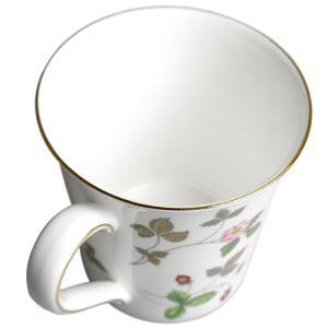 ウェッジウッド ワイルドストロベリー ビーカーマグカップ デルフィー|nihonnotsurugi|02
