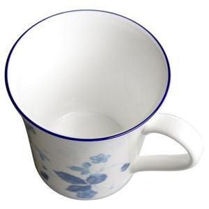 ウェッジウッド ( WEDGWOOD ) ストロベリーブルー マグカップ ビーカーデルフィー|nihonnotsurugi|03