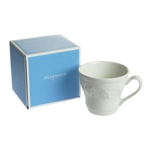 ウェッジウッド フェスティビティ アイボリー マグカップ|nihonnotsurugi
