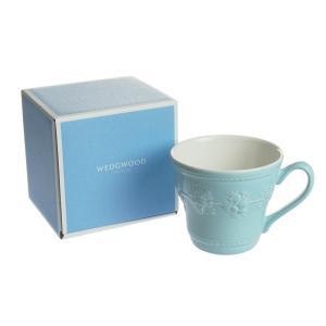 ウェッジウッド フェスティビティ ブルー マグカップ|nihonnotsurugi