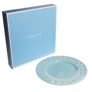 ウェッジウッド フェスティビティ ブルー プレート 27cm|nihonnotsurugi
