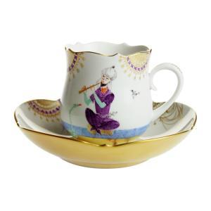 マイセン アラビアンナイト コーヒーカップ&ソーサー No.5 680710/23582-5|nihonnotsurugi
